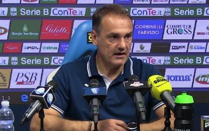 """Vivarini: """"Col Frosinone sfida spettacolare"""""""