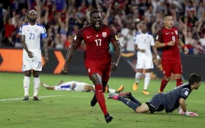 Gli Usa vedono il Mondiale, Panama verso playoff