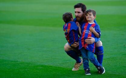Messi, altra tripletta: in arrivo il terzo figlio