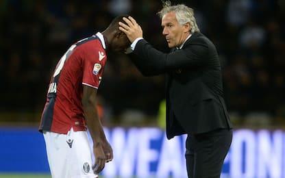 Bologna, escluse lesioni per Mbaye