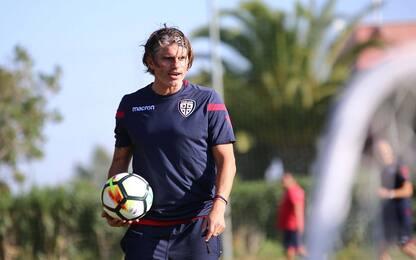 Cagliari, migliorano Capuano, Cossu e Pisacane