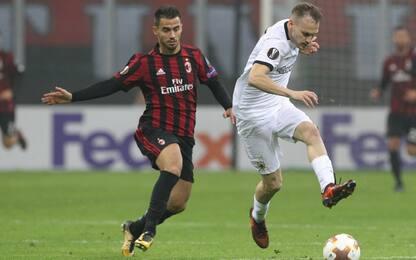 Super Anestis e fischi: Milan-AEK Atene 0-0