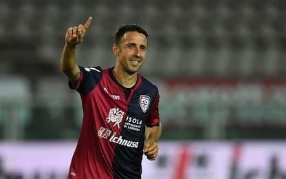 Cagliari, Diego Farias e Cossu tornano in gruppo