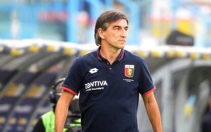 """Juric: """"Genoa grande sfida, non cerco rivincite"""""""