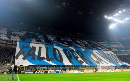 Tifosi allo stadio, nessuno come l'Inter in Italia
