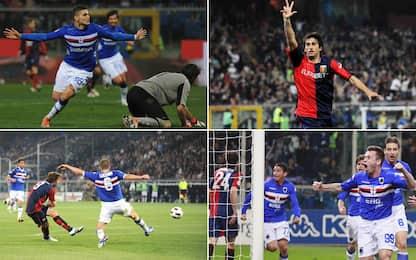 I 6 derby di Genova che sono entrati nel mito