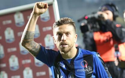 Lazio, intesa con Gomez. Ma l'Atalanta fa muro
