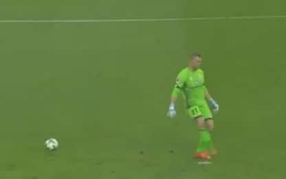 Mainz, clamoroso Zentner: si dimentica il pallone!