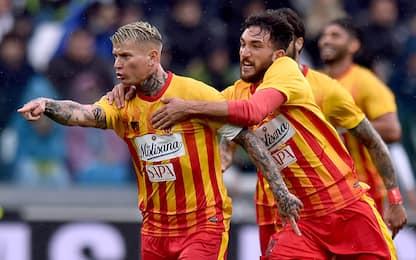Benevento, 12 ko di fila: record. Ma c'è di peggio
