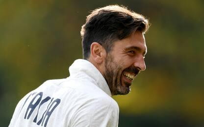 """Buffon: """"Spareggio? Spero finisca come 20 anni fa"""""""