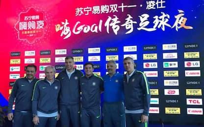 Il Chino in Cina: Inter Forever sbarca a Nanchino
