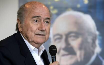 """Blatter ricoverato: """"Non è in percicolo di vita"""""""