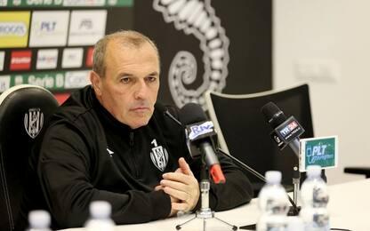 """Castori: """"Col Brescia conta solo la vittoria"""""""