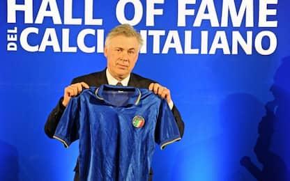 Come giocherebbe l'Italia di Carlo Ancelotti