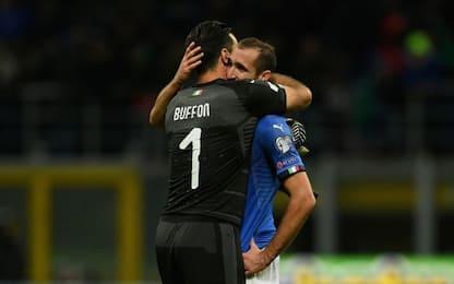 """Chiellini: """"Addio alla Nazionale? Devo pensarci"""""""