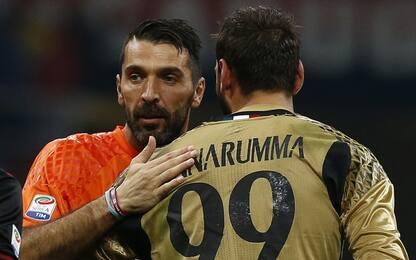 """Buffon a Gigio: """"Se viene alla Juve non sbaglia"""""""