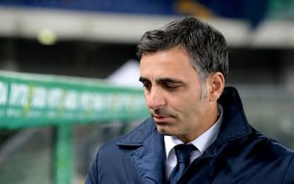 Hellas, Pecchia resta: squadra in ritiro