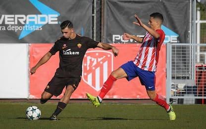 Youth League, Roma eliminata: ko contro l'Atletico