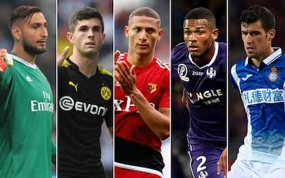 U-21 titolari, Serie A dietro a Ligue 1 e Bundes
