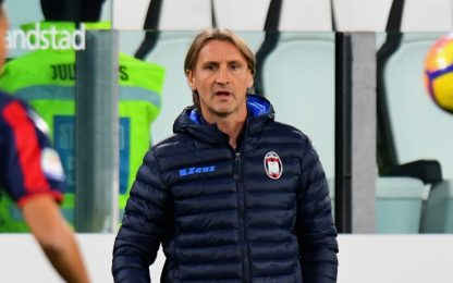 """Crotone, Nicola: """"Convinti di superare il turno"""""""