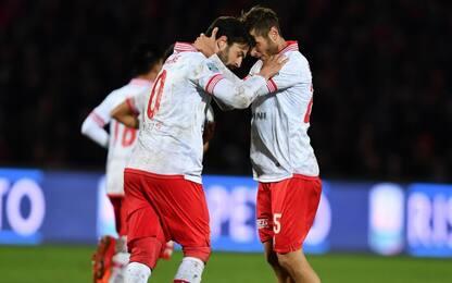 Il Perugia rimonta nel finale: 1-1 con la Ternana