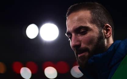 Che Napoli-Juve senza Higuain?