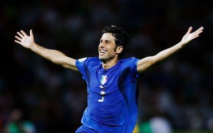 Buon compleanno Fabio Grosso: 40 anni... Mondiali!