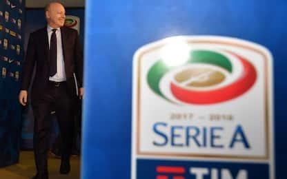 Serie A, la Lega si affida a... Sant'Ambrogio