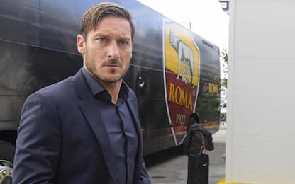 """Totti si racconta: """"Da dirigente è cambiato tutto"""""""