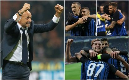 La cura Spalletti: ha cambiato l'Inter in 5 mosse