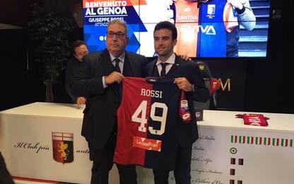 """Rossi: """"Mi sento al top, sogno la nazionale"""""""