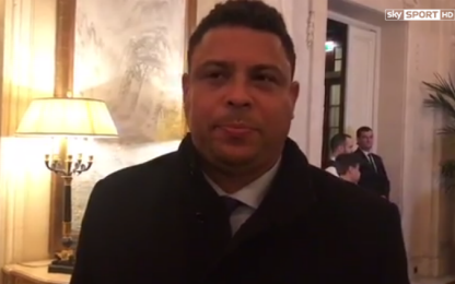 "Ronaldo: ""Icardi trascinatore, è una certezza"""