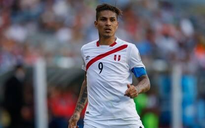 Guerrero fermato per doping: niente Mondiali