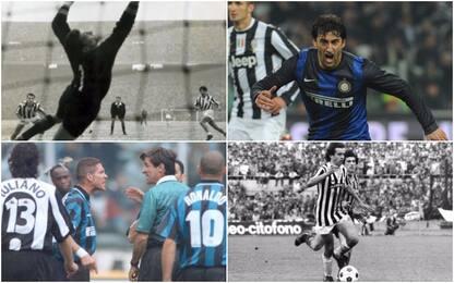 "Juventus-Inter: la storia del ""Derby d'Italia"""