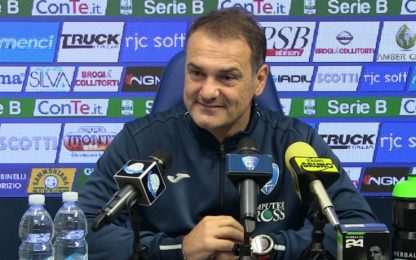 "Empoli, Vivarini: ""Serve continuità, avanti così"""
