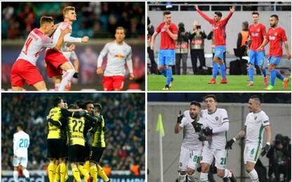 E. League, come giocano le rivali delle italiane