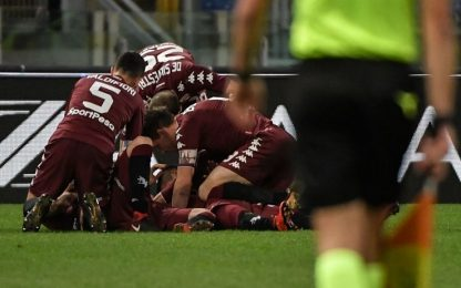 Torino, recuperato Niang. Terapie per Ansaldi