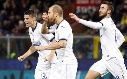 Atalanta avanti tutta: Genoa sconfitto 2-1