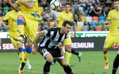 """Udinese, Lasagna: """"Sono un po' interista, ma..."""""""