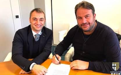 Parma, Faggiano ha rinnovato fino al 2019