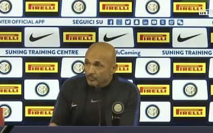 """Spalletti: """"Mercato? Vorrei Ramos e Iniesta..."""""""