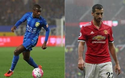 Inter, si raffredda pista Ramires. Mkhitaryan...