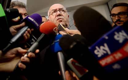 """Tavecchio: """"Figc lasciata solo per il Mondiale"""""""