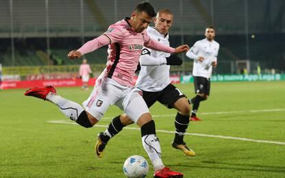 Palermo campione d'inverno? Il Frosinone a Foggia