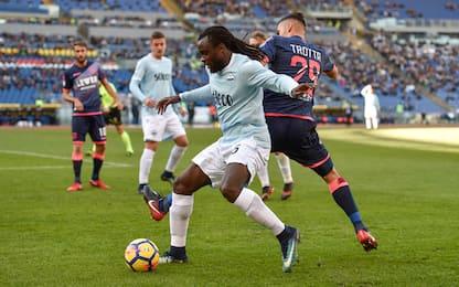 Lazio, c'è il Torino: assente Lukaku, de Vrij ok