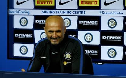 """Spalletti: """"Mercato positivo. Abbraccerò Totti"""""""