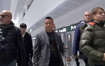 Yonghong Li a Milano, tutti i VIDEO della giornata