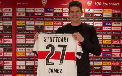 Stoccarda, ufficiale il ritorno di Mario Gomez