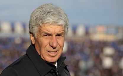 """Gasperini: """"Napoli favorito, ma nel calcio..."""""""