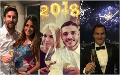 Da Messi a Federer, tutti gli auguri dei campioni